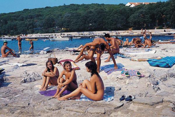Nudist And Naturist Beach In Milan